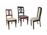 Деревянные стулья из березы