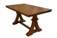 Деревянные столы из березы. Мебель из массива